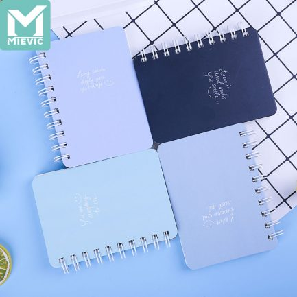 Basic Cute Mini Notebook Set Of 3 2