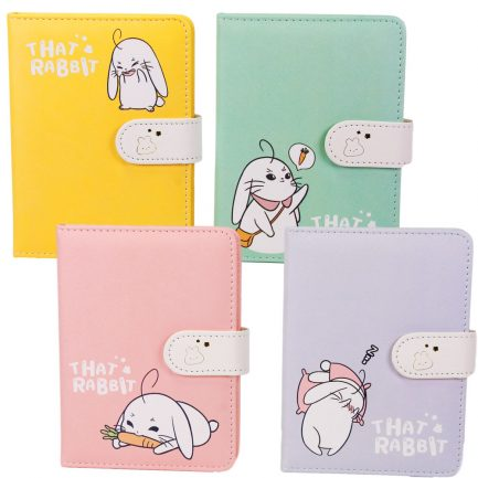 Cute Bunny Mini Notebook 1