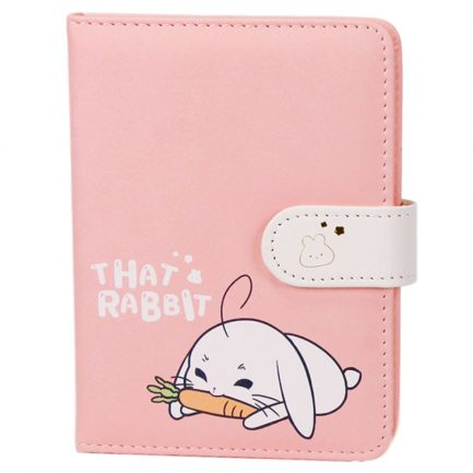 Cute Bunny Mini Notebook 2