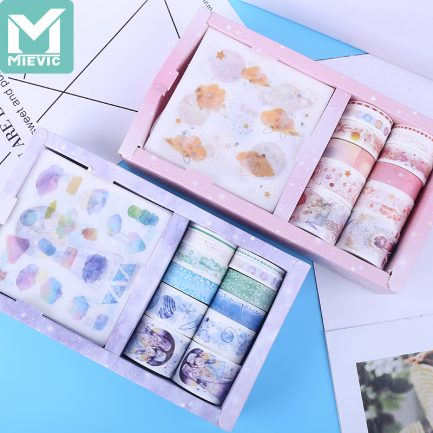 Washi Tape And Sticker Set 4